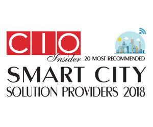 20 Most Recommended Smart City Solution Providers - 2018